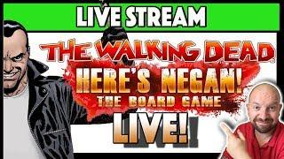 Here's Negan! The Board Game - Live Interactive Playthrough