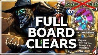 Hearthstone - Best of Full Board Clears