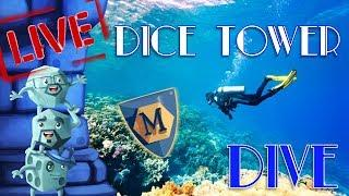 Dice Tower DIVE: Mayfair Games