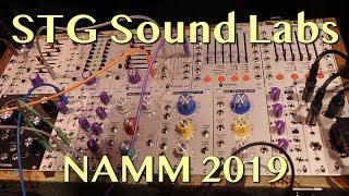 STG Sound Labs - Suit and Tie Guy | NAMM 2019