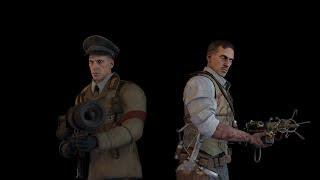 (Call Of Duty) (Music Video) The Nazi Zombies Song Remastered By Borderline Disaster