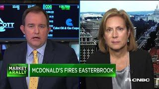 The McDonald's board did what it was supposed to do: Borrus
