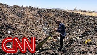 No survivors following Ethiopian Airlines plane crash