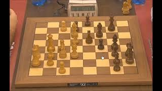 GM Vallejo Pons (Spain) - GM Carlsen (Magnus)