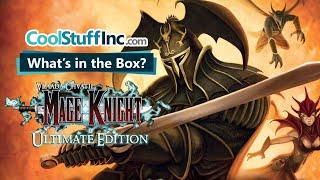 Mage Knight: Ultimate Unboxing