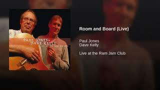 Room and Board (Live)