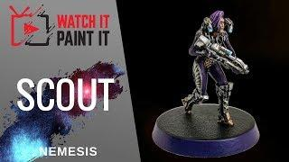 Nemesis Board Game - Painting Scout