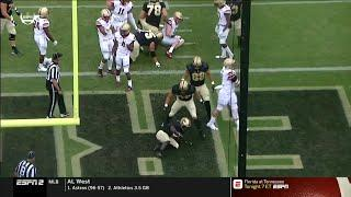 D.J. Knox Puts Purdue on the Board vs. Boston College | Big Ten Football