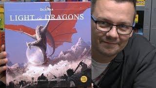 Dice Wars - Light of Dragons (Suncoregames / Board Games Circus) - ab 12 Jahre - 2er Spiel