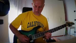 """Borderline"" - original solo on JTC backing track"