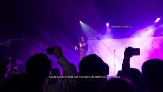 SUNMI - BORDERLINE ( San Francisco WARNING Tour Performance )