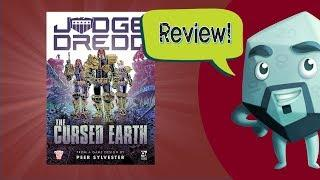 Judge Dredd: The Cursed Earth Review - with Zee Garcia