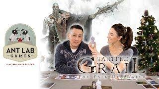 Tainted Grail Playthrough Preview