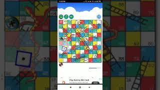 Snakes and Ladders Board Game - Android Game | Gameplay