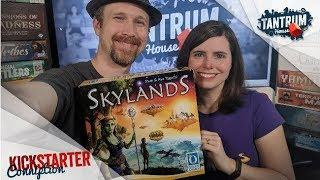 Skylands Board Game Preview