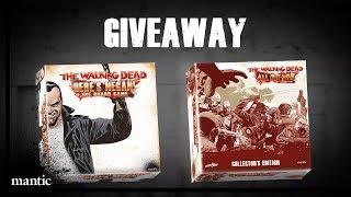 Here's Negan: The Board Game Subscriber Giveaway!