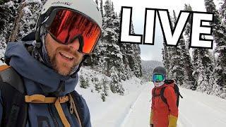 Live Snowboard Q&A + Board Reveal w/ Kevin & TJ