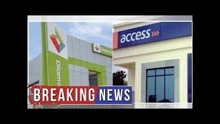 Breaking News - Diamond Bank board approves acquisition by Access Bank