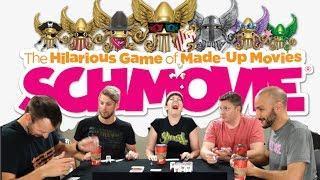 SCHMOVIE - A BOARD GAME PLAY SESSION