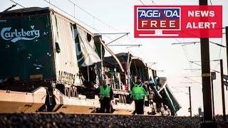 6 Dead in Denmark Train Accident - LIVE BREAKING NEWS COVERAGE