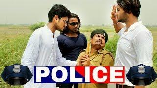 Police || Hindi Comedy video new || SauR ArYa SinGh || Ft. Oversmart creation and Parash shanky
