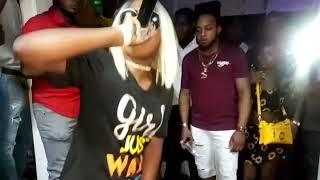 Nelly Cottoy Take People Man LIVE Clip At Serenity Cooler Cruise