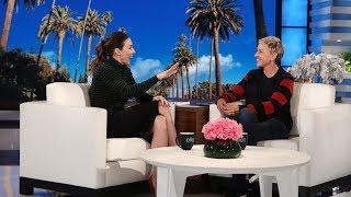 Whitney Cummings Had Ellen on Her Vision Board