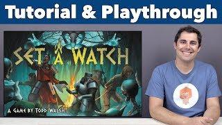 Set A Watch Tutorial & Playthrough - JonGetsGames