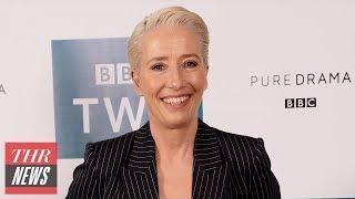 Emma Thompson On Board With 'Men in Black' Spinoff  | THR News