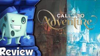 Call to Adventure Review - with Tom Vasel