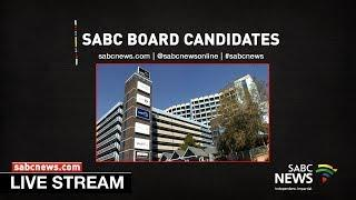 Communications Committee sits to start working through candidates for an SABC Board