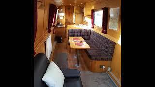 Narrow Boat 57ft Live-A-Board - GBP 62,950