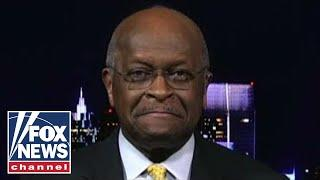 Herman Cain on withdrawing bid for Federal Reserve Board
