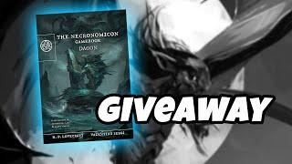Live post Essen talk | Drawing of the Dagon Gamebook winner