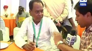 Kunar Hembram reaction in NDA Parliamentary Board  Meeting | Calcutta News