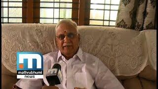 'Sabarimala Recent Events Don't Come Under Purview Of Monitoring Committee'  Mathrubhumi News