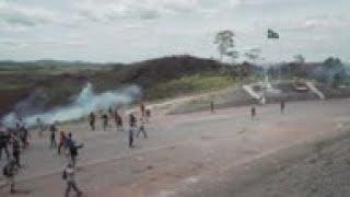 More clashes erupt at Brazil-Venezuela border
