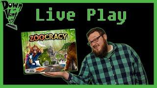 Zoocracy Kickstarter Board Game Play Through