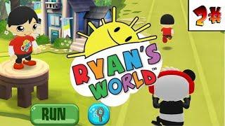 TAG WITH RYAN GAME Android  Iphone Tag w/ Ryan From Ryan ToysReview Ryan Endless Runner Lets Play 2