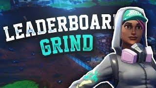 Leader Board Grind//Fortnite live