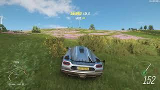 Forza Horizon 4 - Moorhead Wind Farm - Influence Bonus Board