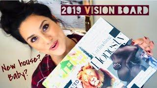 ✨How To Make A Vision Board / MANIFEST YOUR DREAMS! ✨
