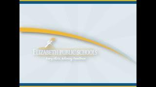 Elizabeth Public Schools Board of Education Meeting Live 11-19-2018
