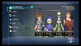 Kingdom Hearts 3, Critical mode!