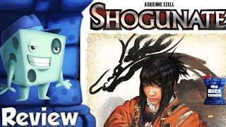 Shogunate Review - with Tom Vasel