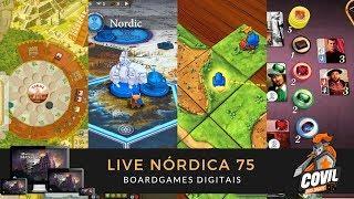Live Nórdica 75 - Boardgames Digitais