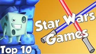 Top 10 Star Wars Games - with Tom Vasel
