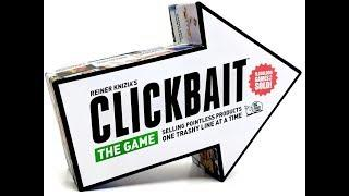 Bower's Game Corner: Clickbait Review