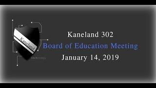 D302 Jan 14 2019 Board Meeting Live Stream