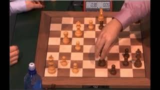 GM Carlsen (Norway) - GM Grigoriants (Russia)